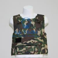 Wholesale olive green camouflage kevlar bulletproof vest body armor from china suppliers