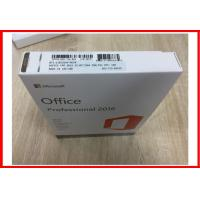 Wholesale Microsoft Office 2016 Pro Plus Retail Box Genuine Key Card With 3.0 Usb No Language Limitation from china suppliers