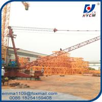 Wholesale 3t QD30 Derrick Cranes with 15m Boom Length Top Slewing Type Tower Crane from china suppliers