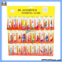 Wholesale 30 PCS Super Long Short/Sink Rapidly with Feather′s Fishing Lures -89004758 from china suppliers
