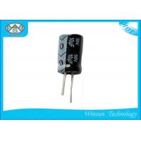 China Flim Material Low ESR Electrolytic Capacitor 22uF 63V Capacitor CD11X For DVD on sale
