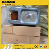 Wholesale SDLG orginal left front head lamp,  4130000542 , SDLG spare parts  for SDLG wheel loader LG956L from china suppliers