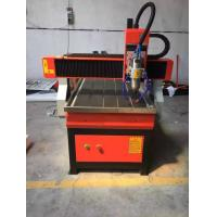 Wholesale small cnc router  for  making signs 6090 from china suppliers