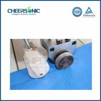 Wholesale Steel Ultrasonic Seamless Sewing Machine For Swimsuit 1500 Watt from china suppliers