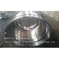 Wholesale 1.6981 21CrMoNiV4-7  Metal forged part  EN10269 Forged Rings from china suppliers