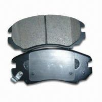 Wholesale Ceramic Auto Brake Pad for Hyundai, with Excellent Stopping Power from china suppliers