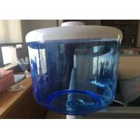 Buy cheap Blue Translucent Filtered Water Dispenser , 8L Food Grade Flat PP Water Tank from wholesalers