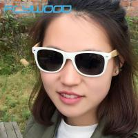 Buy cheap New products 2016 Wholesale sunglasses with your logo Sunglasses bamboo sunglasses frames from wholesalers