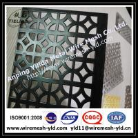 Wholesale PVC coated Coins perforated metal from china suppliers