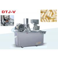 Wholesale Small Pharma Filling Equipment Durable Semi Automatic Capsule Filling Machine from china suppliers