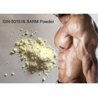 Wholesale GW 501516 Weight Loss Steroids , Pure Sarms Powder Cardarine CAS 317318-70-0 from china suppliers