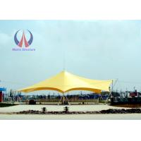 Wholesale Light Steel Tube Support Tension Fabric Buildings For Tensile Structure Systems from china suppliers