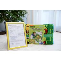 Wholesale Turtles Picture Deluxe Nap Mat Set Home Decor Textiles For Kids / Children from china suppliers