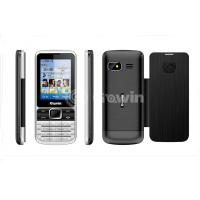 Wholesale Black Dual Sim bar cell phone 500mAh with 8G TF card from china suppliers
