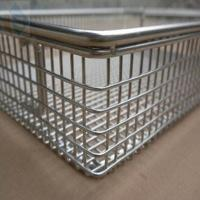 Buy cheap Medical stainless steel sterilizing basket-Lidless from wholesalers