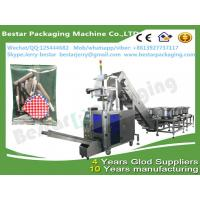 Wholesale Fully automatic vibrate counting and packing machine for furniture hardware/small screws/plastic parts VFFS equipment from china suppliers