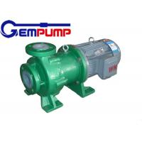 Wholesale Industrial / chemical resistant teflon lined magnetic drive pump from china suppliers