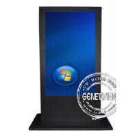 Wholesale 55 Inch Touch Screen Kiosk with 1920*1080 , Full HD Colorful Screen from china suppliers