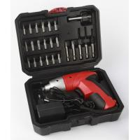 Wholesale Battery Powered Cordless Screwdriver Set 26pcs / Cordless Electric Drill Power Tools Kit from china suppliers