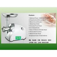 Wholesale NEW Electric meat grinder with Multi functional Salad and tomato juicer Maker GK-AMG31 from china suppliers