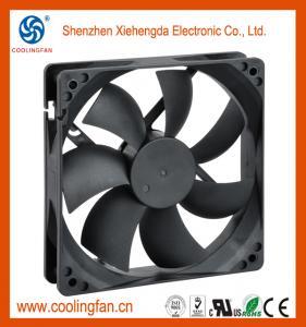 Quality 120x120x25mm 12V 24V 48V Axial Fan For Amplifer for sale