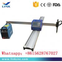 Wholesale Stepper Motor Portable Plasma Cutting Machine from china suppliers