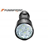 Buy cheap 40 Watts 4000 Lumen Super Bright Water Resistant 4T6 CREE LED Torch Tactical Flashlight from wholesalers