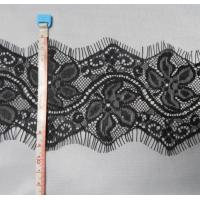 Wholesale Nylon Eyelash Lace Trim for ladies garment from china suppliers