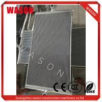 China Hydraulic Oil Cooler Caterpillar Spare Parts For Caterpillar E320D Excavator on sale