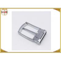 Buy cheap Custom Design Metal Belt Buckles For Men / Women  Zinc Alloy Material from wholesalers