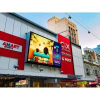Quality P10 Waterproof LED Billboard Display For Outdoor Advertisment High Luminance for sale