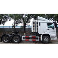 Quality Tractor Truck SINOTRUK HOWO RHD 10 Wheels 371HP Single bed ZZ4257N3241W for sale
