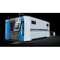 China Germany Beckhoff Fiber Laser Cutting Machine GF-1540JH on sale