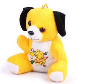 custom cartoon dog doll, cute plush toy lovely stuffed toy ,holder pillow