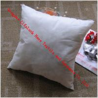 Wholesale Hotel Cotton Throw Pillows For Sofa , Indoor / Outdoor Decorative Cushion from china suppliers