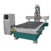 Wholesale Low Cost CNC Engraving Machine with Auto Tool Changing/3 Tools Changing/Servo Motor from china suppliers