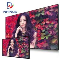 Wholesale Full Color 9 Screen Video Wall , Home Theater Video Wall 500 Nits Brightness from china suppliers