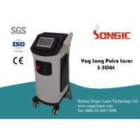 Wholesale Dark skin Long Pulse ND Yag Laser Hair Removal Machine Permanent from china suppliers