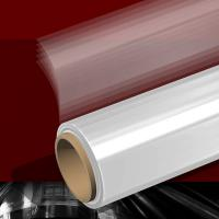 Quality Luda 20mic 500mm clear hand lldpe stretch film plastic pe stretch film high quality low price for sale