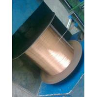 Wholesale 40% IACS 0.58mm Copper Clad Steel Wire, ASTM B452 from china suppliers