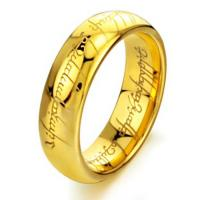 Wholesale New Super Fashion Tagor Jewelry Factory Ceramic Tungsten Series Ring TYWR018 from china suppliers