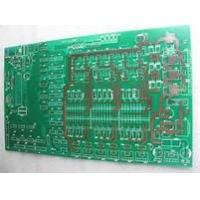 Wholesale 12 layers Green PCB Thickness 0.8mm / Impedance control pcb from china suppliers