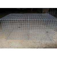Wholesale Decoration Wall Fencing Wire Gabion Baskets For River Bank Protection from china suppliers