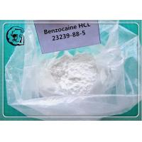 Wholesale Benzocaine Raw Powders for Local Anesthetic CAS 94-09-7 from china suppliers