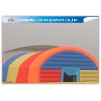 Quality Giant Inflatable Party Tent Inflatable Structure Multi Color , 18*10m for sale