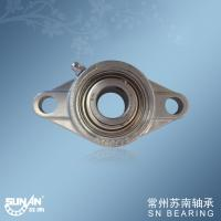 Wholesale Non - Standard Stainless Steel Pillow Block Bearing OEM , Auto Axle Bearing SSUCFL204 from china suppliers