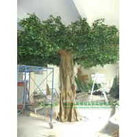 Wholesale 3-30m  indoor&outdoor  landscaping artificial banyan tree from china suppliers