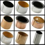 Automotive Air Conditioners Bushing | Compressor & Clutch Bearings-Sleeve Bush Maintenance Free