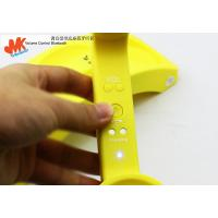 Wholesale Yellow ABS Wireless Retro Bluetooth Phone Handset, Retro Handsets with Charging Base from china suppliers