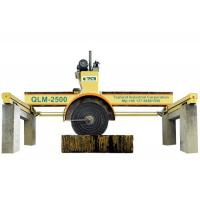 Wholesale QLM-2500 BRIDGE SAW HYDRAULIC BLOCK CUTTING MACHINE from china suppliers